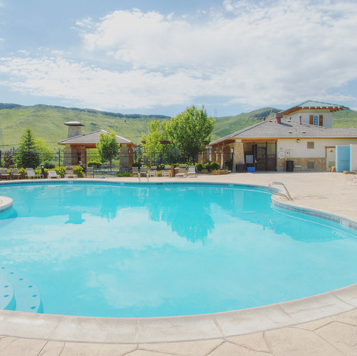 Tablerock Golden Home for Sale - 19320 W 57th Pl - Tablerock Swimming Pool