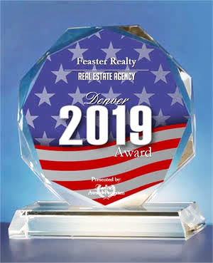 Denver 2019 Award - Feaster Realty