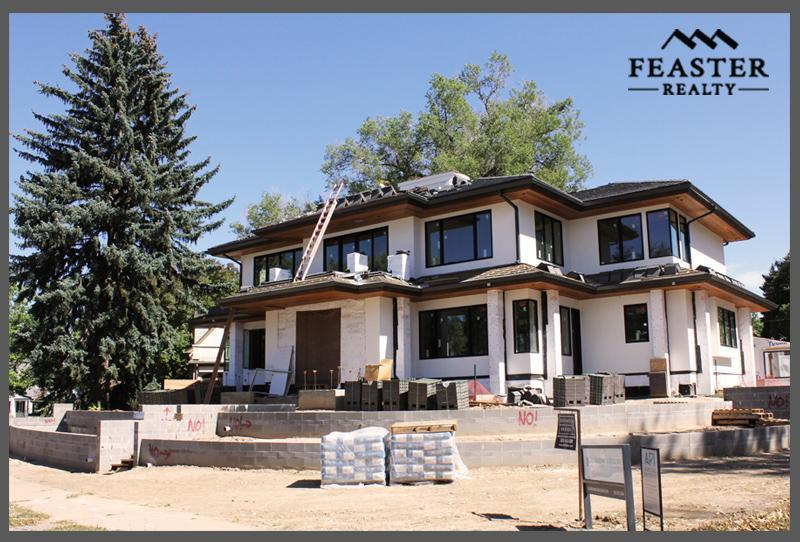 Custom New Construction Home Belcaro Denver