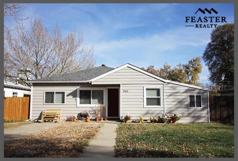 Homes for Sale in Chaffee Park Denver