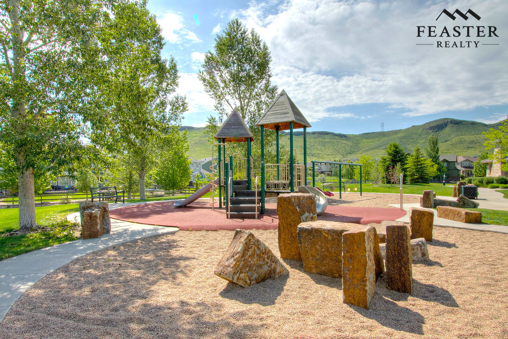 Tablerock Golden CO - Neighborhood Playground