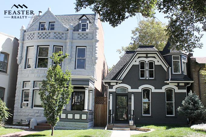 Historic Homes For Sale in Uptown Denver