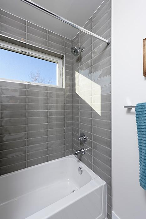 Bathroom 3 - Sunnyside Denver Modern Duplex