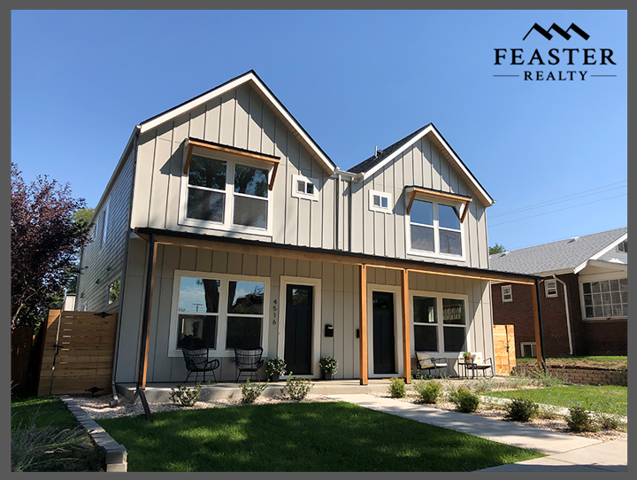 Modern Farmhouse in Wheat Ridge, Edgewater | Feaster Realty