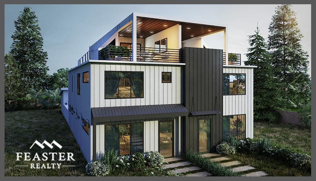 Modern Duplex Home for Sale in Berkeley Denver