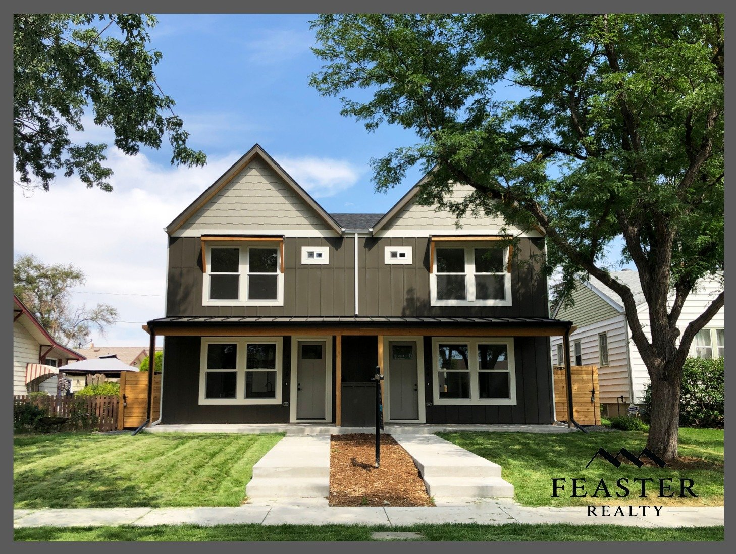 Modern Farmhouse in Berkeley Denver CO | Feaster Realty