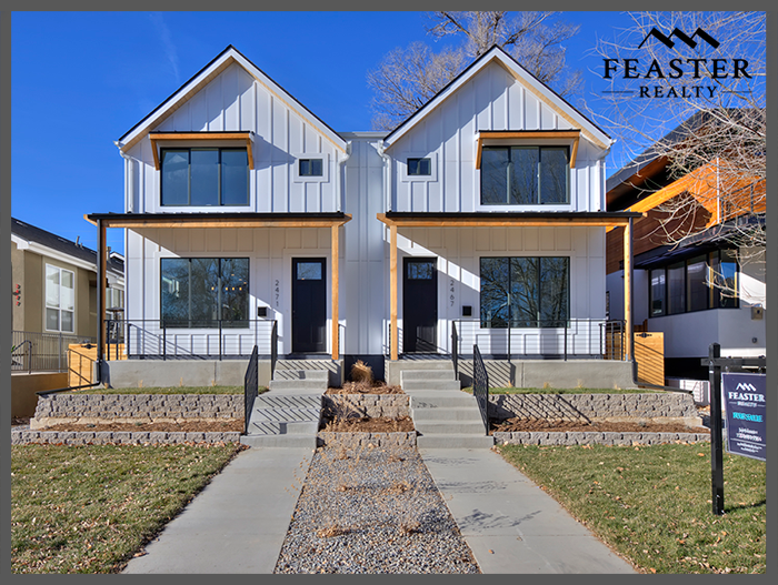 Modern Farmhouse in University Denver | Feaster Realty