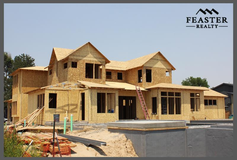 New Construction Home Lowry Denver