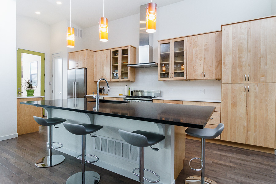 Custom Home Build Denver Kitchen